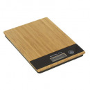 bamboo digital scale, colorless