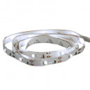 LED-Band 1m kalt weiße Batterien, weiß