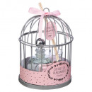 box cage + diff + lola candle, 3- times assorted ,