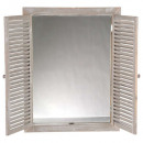 wholesale Mirrors: mirror shutters 50x65, sand