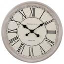 Großhandel Uhren & Wecker:weiße Uhr o d48, weiß