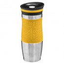 mug iso dbl by 35cl yellow rc, yellow