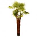 palmboom kunstmatig h180, groen
