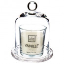 scented candle cloch van anna 120g, transparent