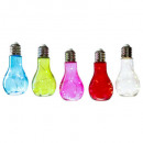 lampe ampoule microled h18.5, 5-fois assorti, coul
