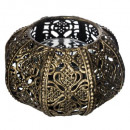 wholesale Wind Lights & Lanterns: photoph metal openwork h8, gold