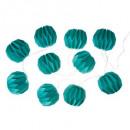 groothandel Verpakkingsmaterialen & accessoires: gld ledx10  turquoise l170, lichtblauw
