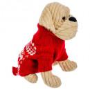 Großhandel Pullover & Sweatshirts: dg Hundepullover 3 Größen, 3- fach sortiert