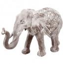 elephant whitened resin h20, gray