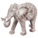 elephant whitened resin h30, gray