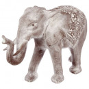 elephant whitened resin h46, gray
