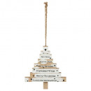 christmas decoration wood artificial fir tree 8 le