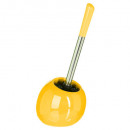 brush wc sun yellow mustard, white