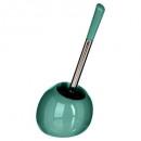 brush wc sun green emerald, dark green