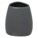 copa de seda gris