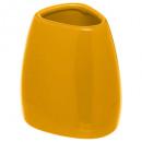 cubilete amarillo seda vaso