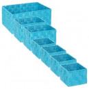 basket x7 turquoise