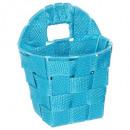 round basket hooked lise turqo