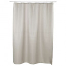 cortina ducha nido abeja taup