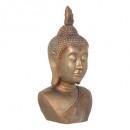 Kupfer Buddha Kopf h113, Kupfer