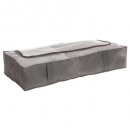 storage cover under bed gray cl, light gray