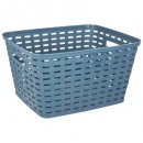 basket mesh 19.5l blauwe storm, blauw
