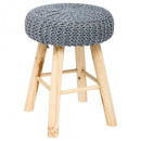 dark gray suzette stool, dark gray