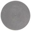 Borden plat sahara grijs 27cm