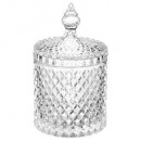 18cm diamond candy dish