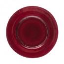 plato plano rojo jem 28cm