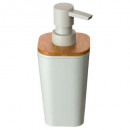 soap dispenser bla natureo, white