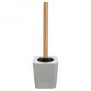 toilet brush white natureo, white