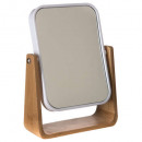 mirror bamboo white natureo, white