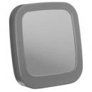 pvc-spiegel om te poseren voor grijs f, donkergrij
