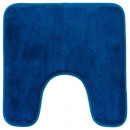 wholesale Bath & Towelling: WC memoi 48x48 marine contour mat, dark pink