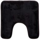 WM memoi 48x48 schwarze Konturmatte, dunkelrosa