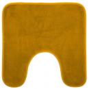 WC memoi 48x48 geel, donkerroze
