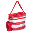 red insulated bag 18l, red