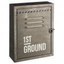key box dist 9 30x23.5, gray