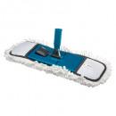 removable mop, blue
