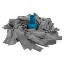 ingrosso Pulizia: spazzolone rimovibile, grigio