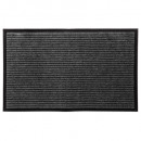 deurmat basis 50x80, donkergrijs