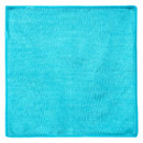 grossiste Bijoux & Montres: chiffon vitre 40x40 bleu, bleu