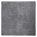 micro.50x50gris cloth, gray