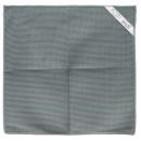 waffle cloth 40x40 gray, gray