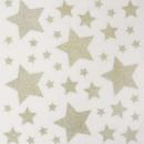 decovitre glitter star 30x32cm, 3-fold assort