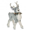 wholesale Jewelry & Watches: reindeer decoration necklace bch 35cm