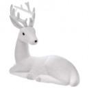 decoración de la capa de renos 50cm