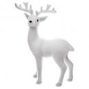 decoración de renos de pie 47cm
