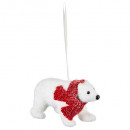 hurtownia Zabawki pluszowe & lalki: ozdoba świąteczna szalik zwierzę plf rge, 2-krotny